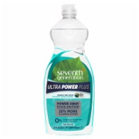 Seventh Generation Ultra Power Plus Dish Washing Liquid 6 Count