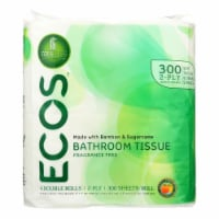 Earth Friendly Treeless Toilet Paper - Case of 10 - 4 Count