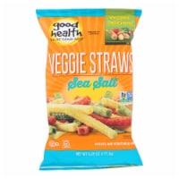Good Health Sea Salt Veggie Straws  - Case of 10 - 6.25 OZ - Case of 10 - 6.25 OZ each