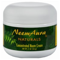 Neem Aura Neem Creme With Aloe and Neem Oil - 2 oz - 1