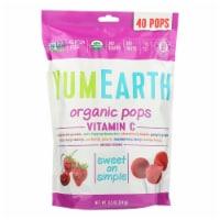 Yum Earth® Vitamin C Organic Pops - 8.5 oz