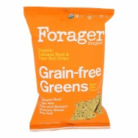 Forager Project - Grainfree Green Vegetable Chips - Case of 8 - 5 oz - 5 OZ