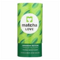 Matcha Love - Tea Unswt Matcha Powder Ss - Case of 6 - 15/.07OZ