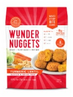 Crafty Counter Turmeric Lentil Plant Based Wundernuggets 3 Count