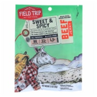 Field Trip Beef Jerky - Honey Spice - Case of 9 - 2.2 oz. - 2.2 OZ