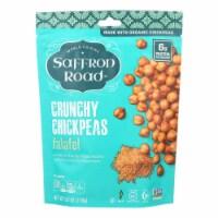 Saffron Road Crunchy Chickpeas - Falafel - Case of 12 - 6 oz. - Case of 12 - 6 OZ each