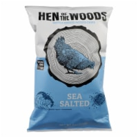 Hen Of The Woods - Chips Kettle Ssalted - Case of 12-6 OZ - 6 OZ