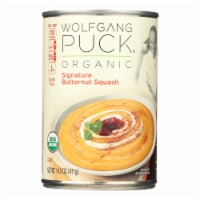 Wolfgang Puck Organic Soup - Signature Butternut Squash - Case of 12 - 14.5 oz. - 14.5 OZ