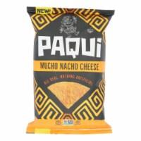 Paqui - Tort Chip Nacho Cheese - Case of 5 - 7 OZ - 7 OZ