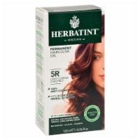 Herbatint Permanent Herbal Haircolour Gel 5R Light Copper Chestnut - 135 ml