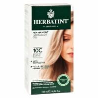 Herbatint Haircolor Kit Ash Swedish Blonde 10C - 1 Kit - 1