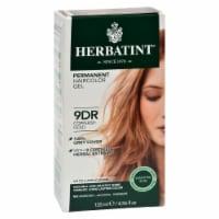 Herbatint Haircolor Kit Copperish Gold 9D - 1 Kit - 1