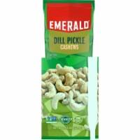 Emerald Dill Pickle Cashew, 1.25 Ounce -- 72 per case.