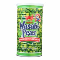 Hapi Green Peas - Hot Wasabi - Case of 12 - 9.9 oz. - Case of 12 - 9.9 OZ each