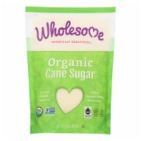Wholesome Sweeteners Sugar - Organic - Cane - Fair Trade - 2 lb - case of 12 - Case of 12 - 2 LB each
