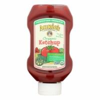 Annie's Homegrown Annie's Naturals Organic Ketchup - Case of 12 - 20 oz. - Case of 12 - 20 OZ each