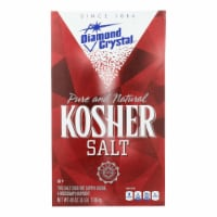 Diamond Crystal - Kosher Salt Box - Case of 12 - 3 lbs. - Case of 12 - 3 LB each