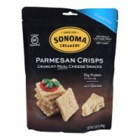 Sonoma Creamery - Cracker Parmesan Crisp - Case of 12 - 2.25 OZ - Case of 12 - 2.25 OZ each