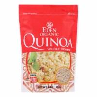 Eden Foods 100% Organic Imported andean Quinoa - Case of 12 - 16 oz
