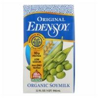 Eden Foods Eden soy Organic Original Soymilk - Case of 12 - 32 FL oz. - Case of 12 - 32 FZ each