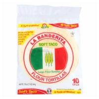 La Banderita Soft taco - Flour - Case of 12 - 16 oz. - Case of 12 - 16 OZ each