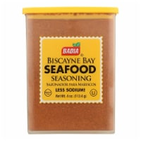 Badia Spices - Biscayne Bay Seafood Seasoning - Case of 12 - 4 oz.