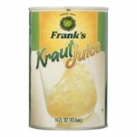 Frank's Kraut Juice - Case of 12 - 14 fl oz - Case of 12 - 14 FZ each