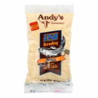 andys Batter - Fish - Yellow - Case of 12 - 10 oz - Case of 12 - 10 OZ each
