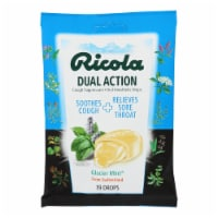 Ricola Cough Drop - Glacier Mint Extra Strength - 19 ct - Case of 12 - Case of 12 - 19 CT each