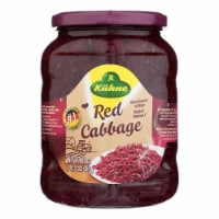 Kuhne Cabbage - Red - Case of 12 - 24 oz - Case of 12 - 24 OZ each