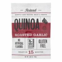 Roland Quinoa - Roasted Garlic - Case of 12 - 5.46 oz.