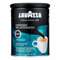 Lavazza Espresso Decaf  - Case of 12 - 8 OZ - Case of 12 - 8 OZ each