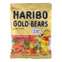 Haribo Gold - Bears - Lemon - Case of 12 - 5 oz.