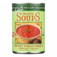 Amy's -  Chunky Tomato Bisque - Case Of 12 - 14.1 Oz - Case of 12 - 14.1 OZ each