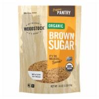 Woodstock Organic Brown Sugar - Case of 12 - 16 OZ - Case of 12 - 16 OZ each