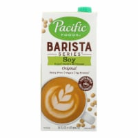 Pacific Natural Foods Select Soy - Low Fat - Case of 12 - 32 Fl oz. - Case of 12 - 32 FZ each