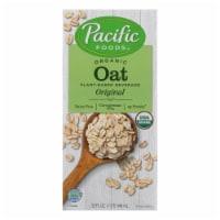 Pacific Natural Foods Oat Original - Organic - Case of 12 - 32 Fl oz. - Case of 12 - 32 FZ each