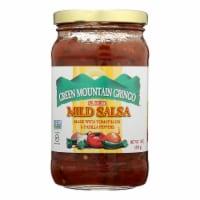 Green Mountain Gringo Mild Salsa - Case of 12 - 16 oz. - Case of 12 - 16 OZ each