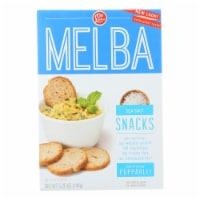 Old London - Melba Snacks - Sea Salt - Case of 12 - 5.25 oz. - Case of 12 - 5.25 OZ each