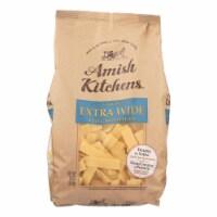 Amish Kitchen Noodles - Extra Wide - Case of 12 - 12 oz - Case of 12 - 12 OZ each