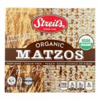 Streit's - Matzo Dietetic - Case of 12 - 11 OZ - Case of 12 - 11 OZ each