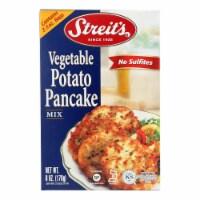 Streit's Pancake Mix - Vegetable Potato - Case of 12 - 6 oz. - Case of 12 - 6 OZ each