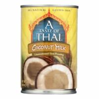 Taste of Thai Coconut Milk - Case of 12 - 13.5 Fl oz. - Case of 12 - 13.5 FZ each