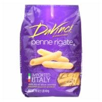 DaVinci - Penne Rigate Pasta - Case of 12 - 1 lb. - Case of 12 - 1 LB each
