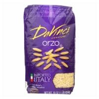 DaVinci - Orzo Pasta - Case of 12 - 1 lb.