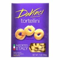 DaVinci - Tortellini Egg Pasta - Case of 12 - 7 oz. - Case of 12 - 7 OZ each