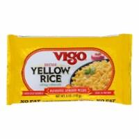 Vigo Rice - Yellow - 5 oz - case of 12 - Case of 12 - 5 OZ each