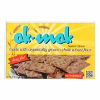 AK Mak Bakeries - Armenian Bread - Sesame Crackers - Case of 12 - 4.15 oz. - Case of 12 - 4.15 OZ each