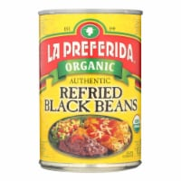 La Preferida Beans - Organic Beans - Case of 12 - 15 oz. - Case of 12 - 15 OZ each