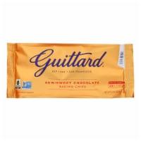 Guittard Chocolate Semi Sweet Chocolate - Case of 12 - 12 oz. - Case of 12 - 12 OZ each